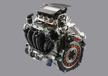Honda IMA: lepší hybrid pro nový Civic