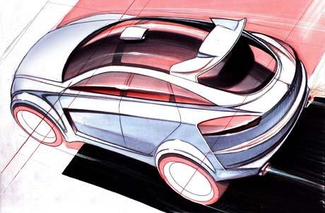 Mitsubishi ve Frankfurtu: nový koncept a evropské Evo
