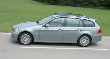 První kilometry s BMW 3 Touring - Kubíky radosti navíc
