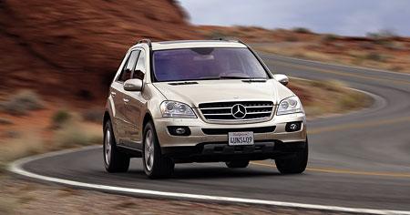 Mercedes: filtr pevných částic od A po S