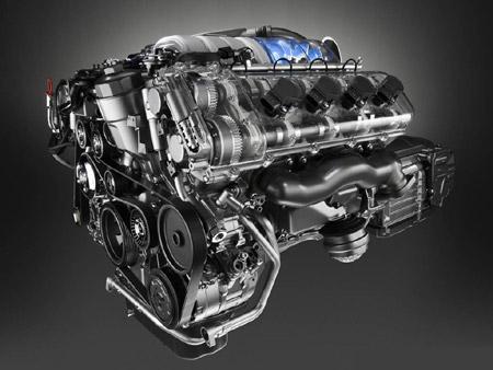 Nový osmiválec 6.3 litru od AMG