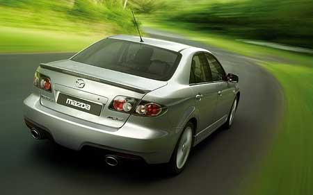 Mazda6 MPS do sériové výroby
