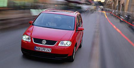 Volkswagen Touran: lepší výbava za nižší cenu