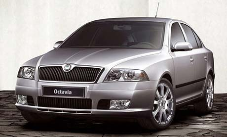 Nová Škoda Octavia RS: souhrn informací