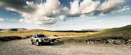 Land Rover v Británii už pátý rok roste