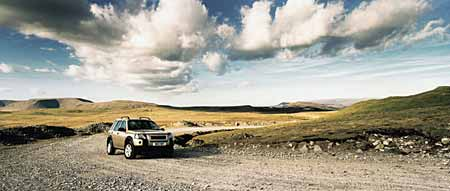 Land Rover Freelander: úspora až 150 000 Kč