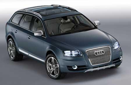 Audi posílá nový Allroad quattro do výroby