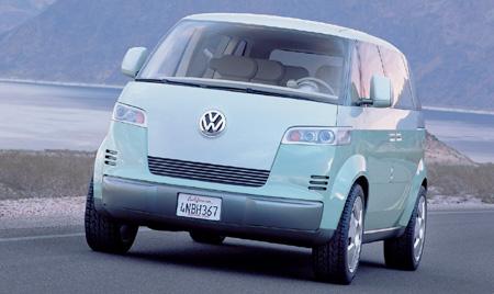 Nové modely Volkswagenu (souhrn informací)