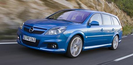 Opel Vectra OPC: silák v novém