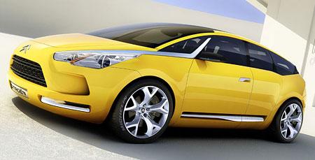 Další studie od Citroënu! C-SportLounge.