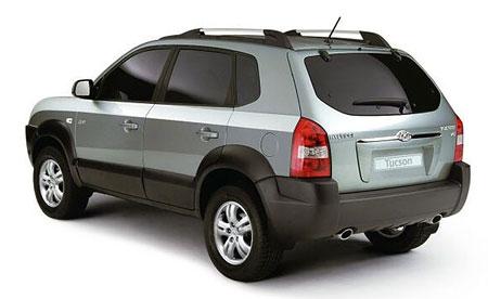 Hyundai Tucson 2006: silnější diesel a drobná vylepšení
