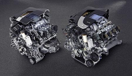 Mercedes-Benz S: nový osmiválec pro S500