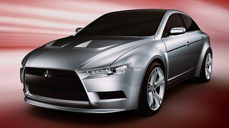Mitsubishi Sportback: nové fotografie