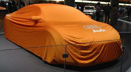 Frankfurtský autosalon 2005: praktické informace