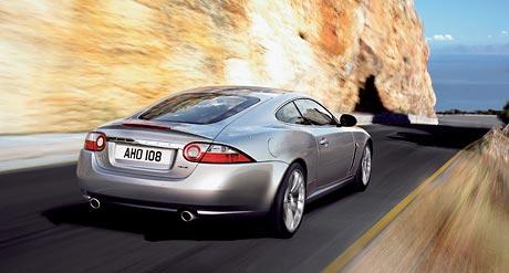 Jaguar XK má cenu za bezpečnost