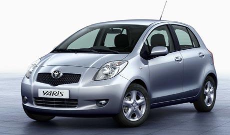 Nová Toyota Yaris: oficiální fotografie