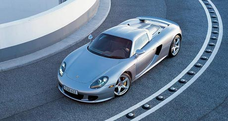Porsche znovu slaví: 1000 ks Carrery GT