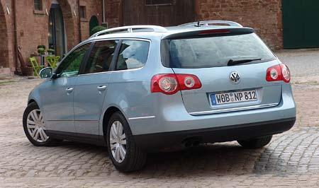 VW Passat Variant – první jízdní dojmy