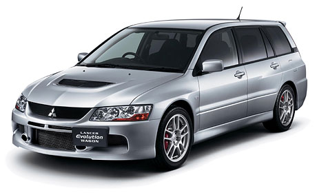Dal�� Mitsubishi Lancer Evo: nyn� i jako kombi