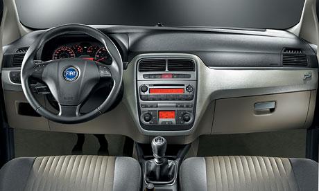Fiat Grande Punto: interi�r, motory, ceny