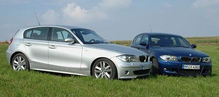 První jízdní dojmy: BMW 130i a M-paket pro jedničkovou řadu