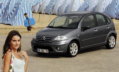 Frankfurt živě: inovace Citroënu C3 - z káčátka dravec