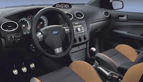 Ford Focus ST: dosud prodáno 4000 kusů, oranžová barva vede