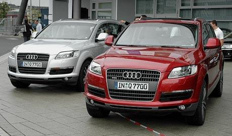 Audi Q7: první dojmy