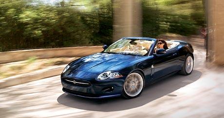 Nový Jaguar XK Convertible: ve Frankfurtu ještě ne