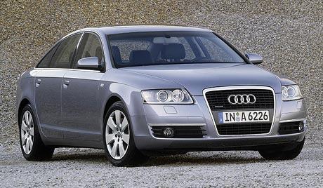 Audi A6 a A8 Security: luxusní obrněnci