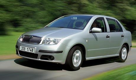 Konkurence Dacie: Fabia Sedan za 249.900,-Kč