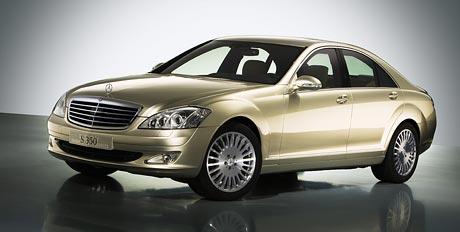 Direct hybrid a Bluetec hybrid: hybridní třída S