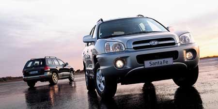 Hyundai: modernizované Santa Fe v prodeji