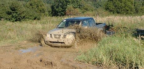 První terénní dojmy: Nissan Navara