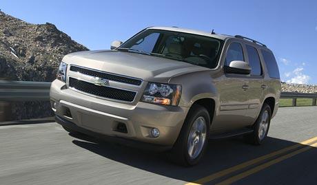 Chevrolet Tahoe 2007: nov� full-size truck vs. ropn� krize