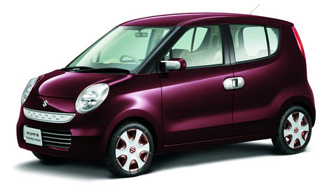 Suzuki Mom's Personal Wagon: nástupce Wagonu R+?