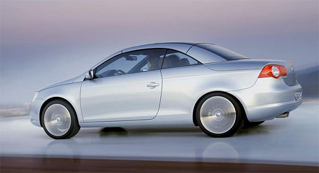 Volkswagen Eos: střešní kouzla III (video)