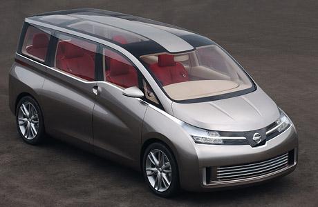 Amenio: připravuje Nissan nové MPV?