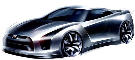 Nissan GT-R Proto a dal�� tokijsk� novinky
