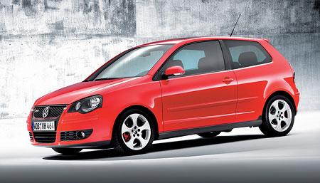 Volkswagen Polo GTI: baby GTI na scéně