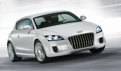 Nové Audi A2: zamířeno proti MINI