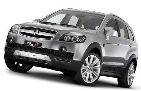 Holden S3X: Australan s korejskými kořeny