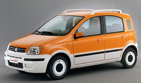 Fiat Panda Alessi jde do výroby
