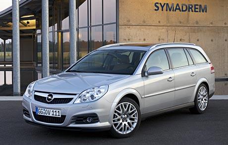 Opel: faceliftovaná vectra na českém trhu