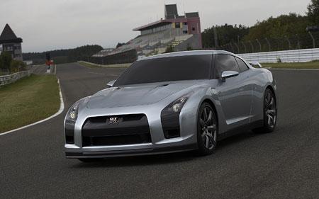 Nissan GT-R Proto: další krok k sérii