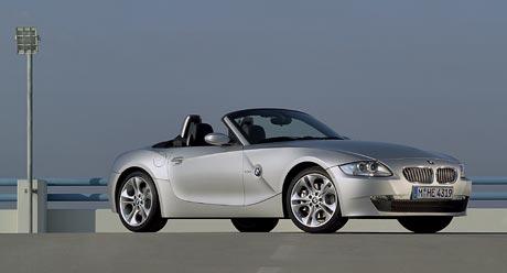 BMW Z4: Magnézium se ujímá vlády (+ video)