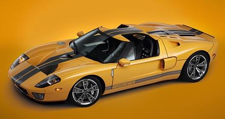 SEMA 2005: Ford GTX1 Roadster