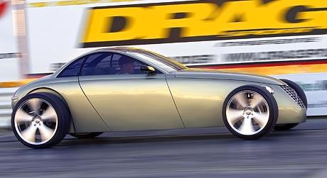SEMA 2005: Volvo T6 Roadster