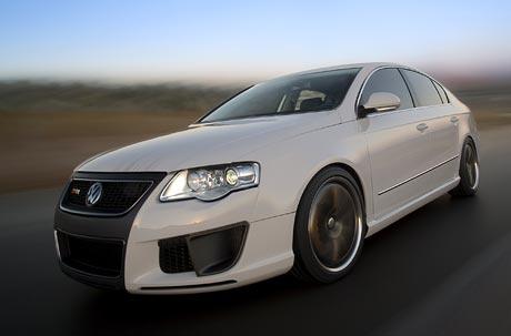 Sema 2005: Volkswagen Project R GT (421 kW)