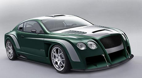Bentley Continental GT od Genaddi Design Group